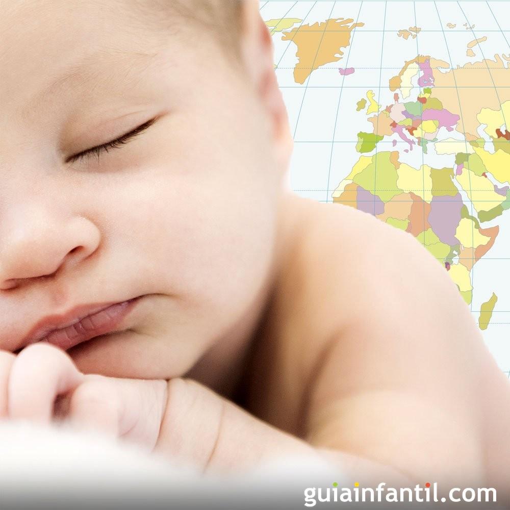 Nombres de ciudades, países y continentes para niños
