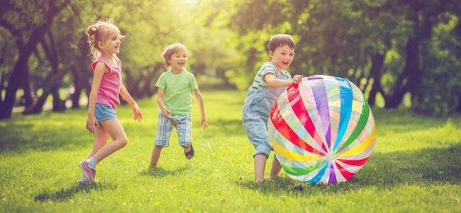 Juguetes de verano para los niños