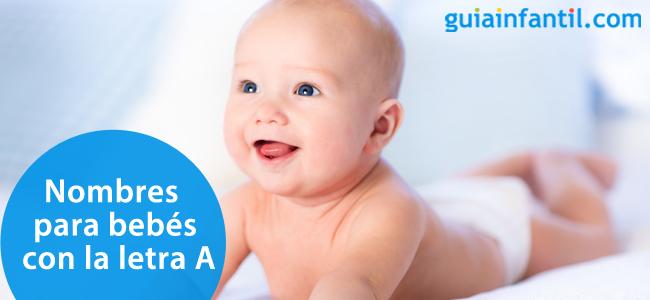 Nombres Para Bebés A