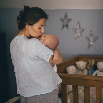 Destete nocturno sin traumas para el bebé y la madre