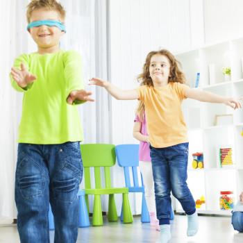 Juegos para trabajar la autonomía en los niños