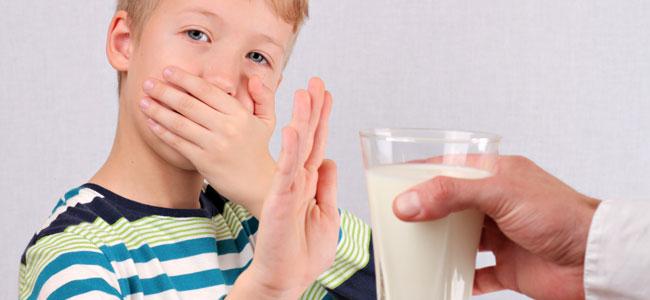 como quitar la lactosa