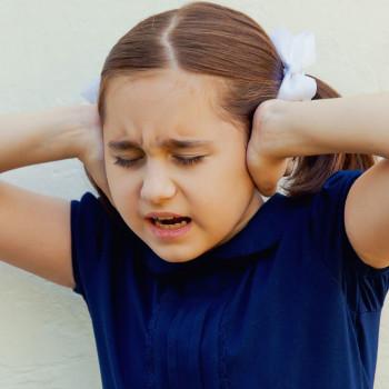 Otitis en bebés y niños. Dolor de oídos