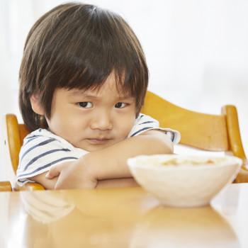 Neofobia o el rechazo de los niños a probar nuevos alimentos