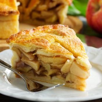 Tarta de manzana o apple pie. Recetas de postres