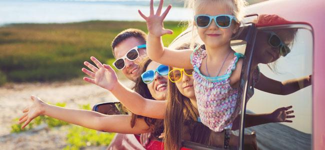 Elegir el mejor destino de vacaciones con niños