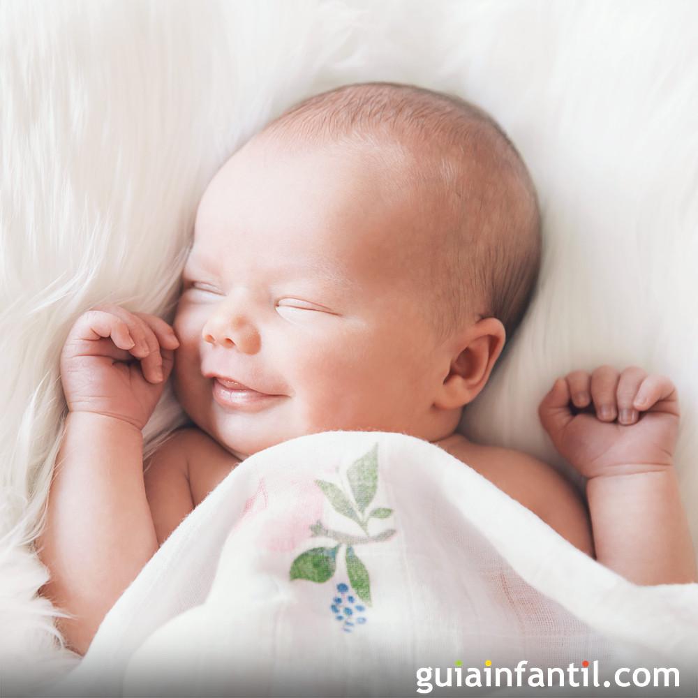 La Razón Por La Que Los Bebés Sonríen Mientras Duermen