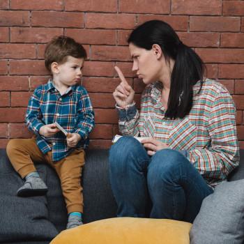 Generamos respeto o miedo a nuestros hijos