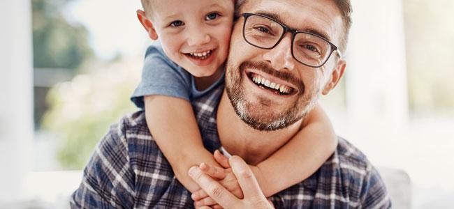 Lo que cambia en el padre cuando tiene un hijo