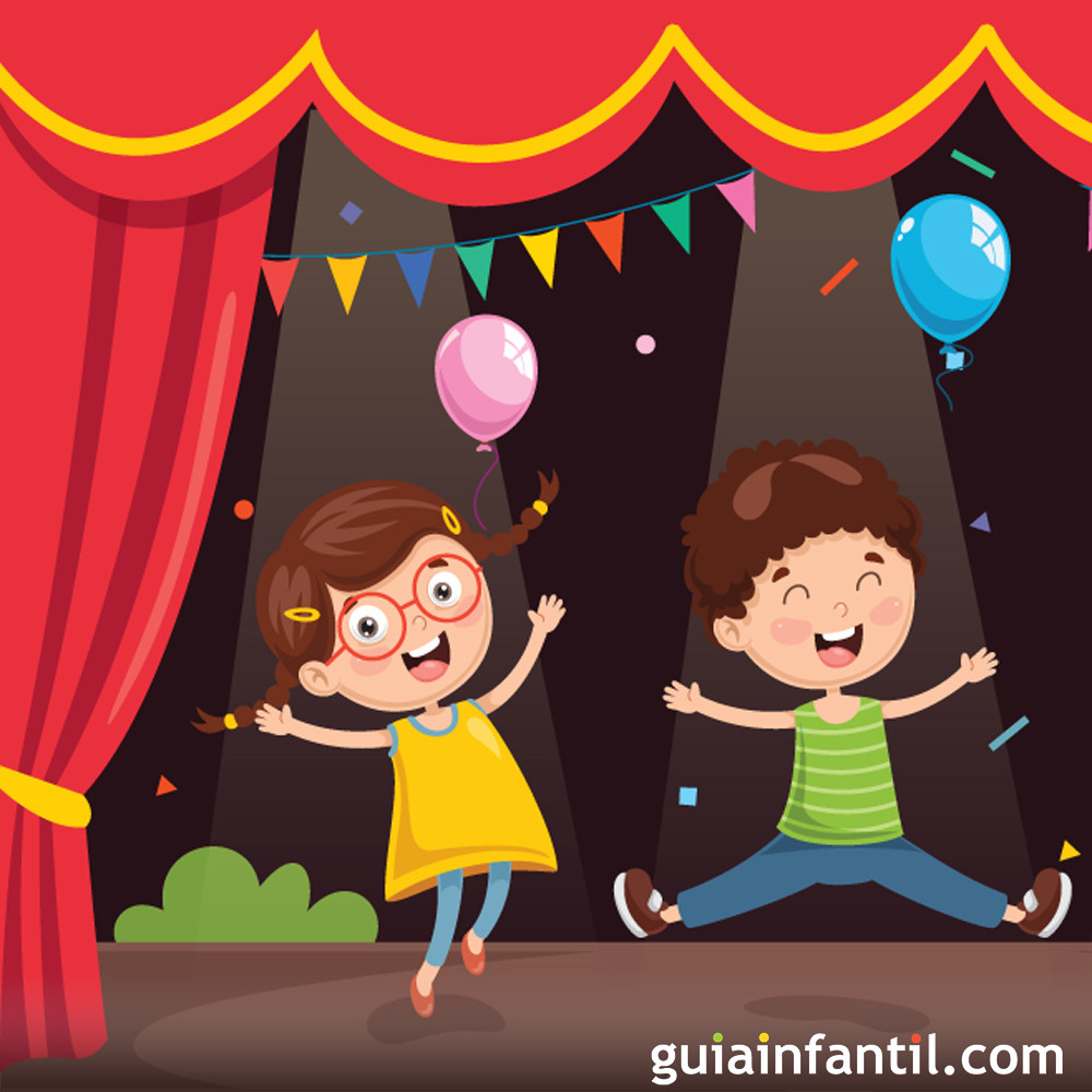 Obra De Teatro Corta Para Celebrar El Final Del Curso Con Los Niños