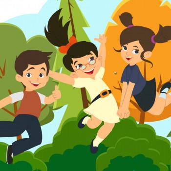 Obra de teatro infantil para jugar con los niños en casa