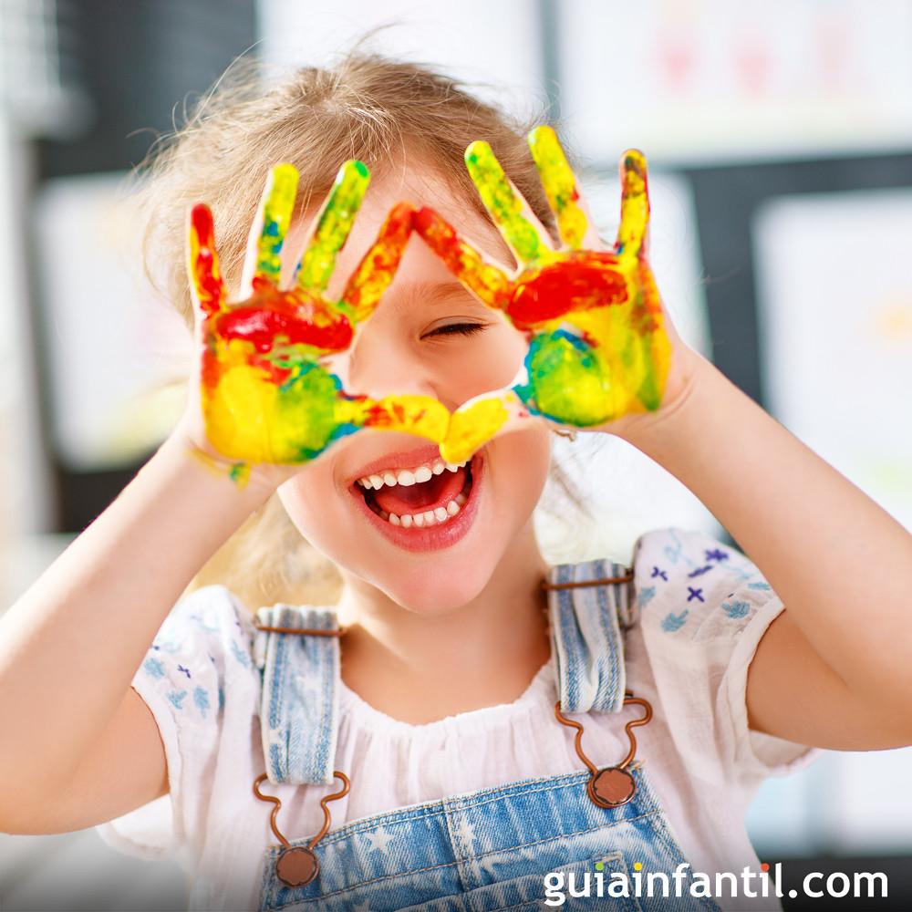 Dibujos Para Colorear Con Los Niños Del Medio Ambiente
