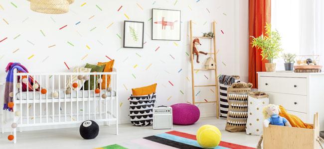 Decorar un cuarto de beb en una habitaci n peque a - Habitaciones bebe pequenas ...