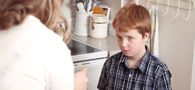 Cómo utilizar las consecuencias educativas con los niños frente al castigo