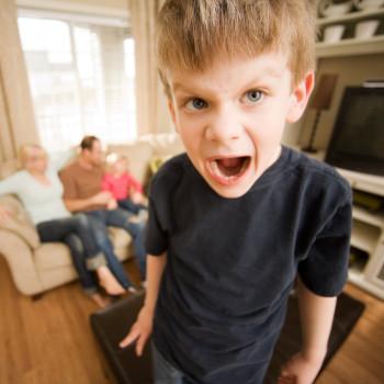 Por qué es bueno que los niños se enfaden