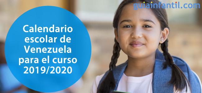 Calendario Escolar 2020 Colombia.Fechas Marcadas Del Calendario Escolar De Venezuela Curso