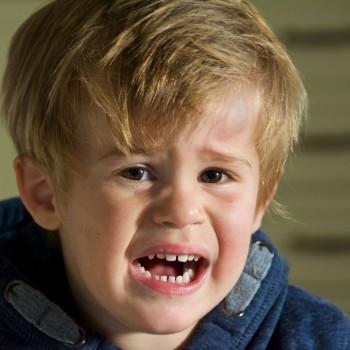 Trucos para curar los chichones de los niños