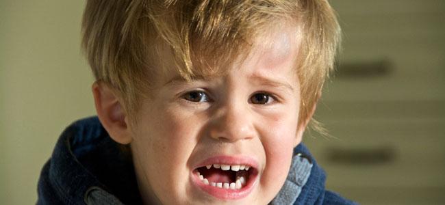 Cómo curar el chichón de los niños