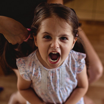 Técnica para enseñar a los niños a manejar la rabia