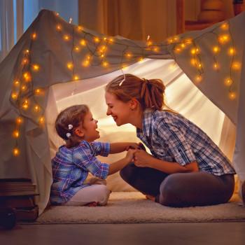 La técnica del rincón seguro para reducir el estrés en niños