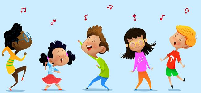 Tus hijos en edad preescolar se lo pasarán en grande con estas canciones