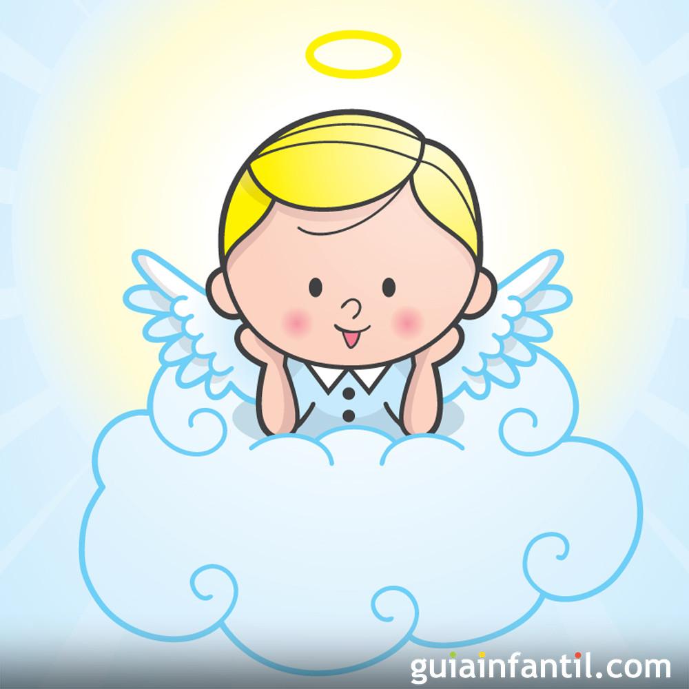 El ángel Poema Para Leer Con Los Niños Tras La Muerte De Un