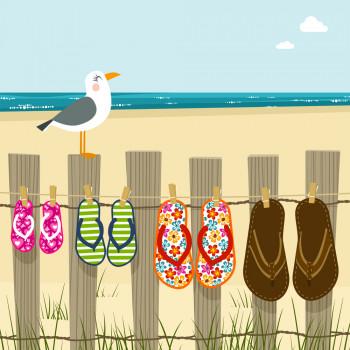 12 poemas cortos para disfrutar (aún más) con los niños en vacaciones