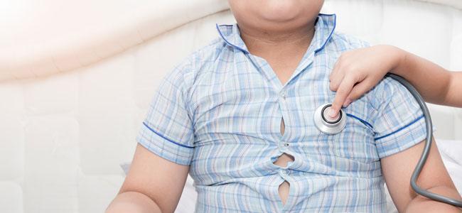 El hígado graso en los niños puede provocar obesidad infantil