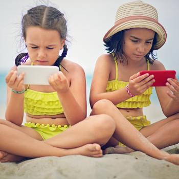 Tips para que el móvil no arruine las vacaciones