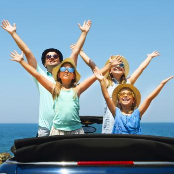 Juegos divertidos y educativos para los viajes en coche