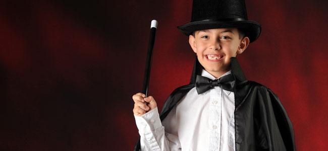 Por qué la magia puede resultar peligrosa para los niños