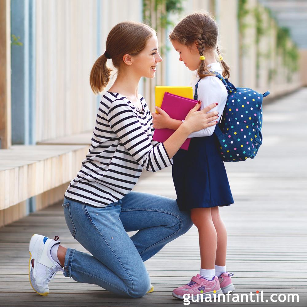 Las 11 Frases Que Tus Hijos Necesitan Escuchar En Su Vuelta