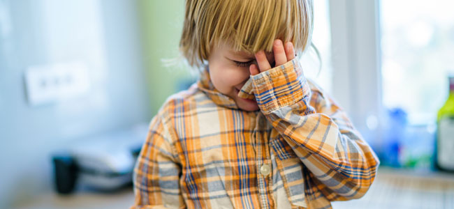 Enseñar a los niños a no frustrarse