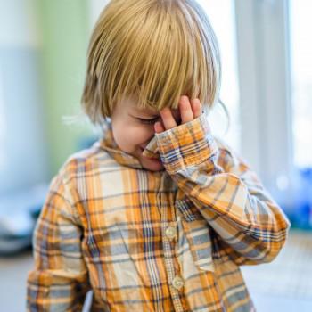 Cómo ayudar a nuestros hijos a tolerar la frustración