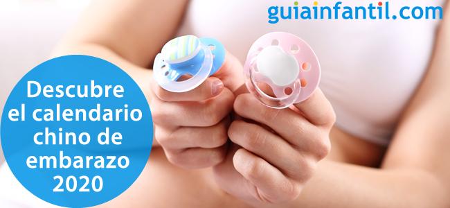 El Calendario Chino Del Embarazo 2020 Revela Si Tu Bebé Es Niño O Niña