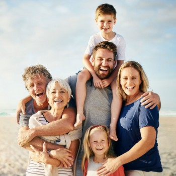 Vivir en familia debe ser un equipo de padres e hijos