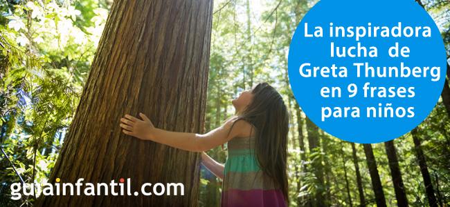 La Inspiradora Lucha Ecológica De Greta Thunberg En 9 Frases