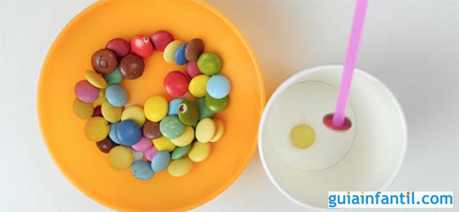Aspirar caramelos