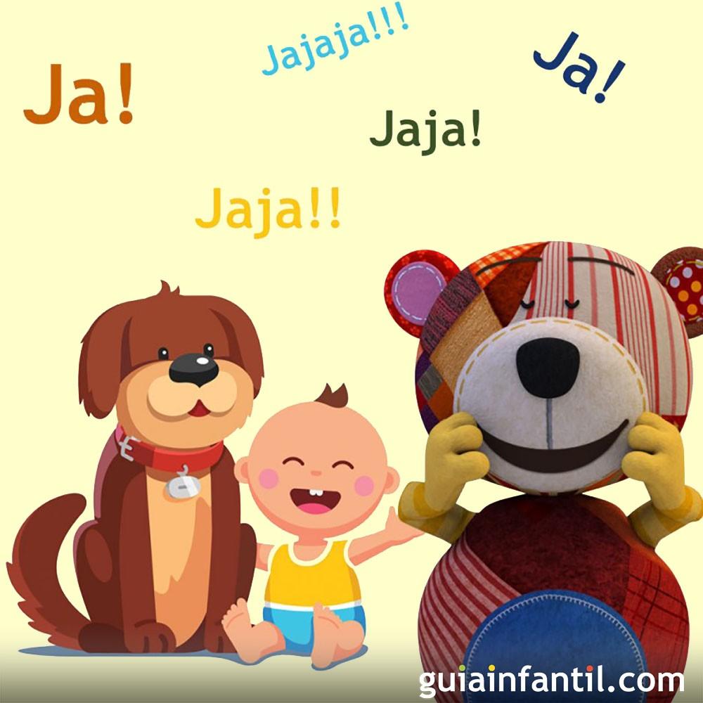 13 chistes cortos de animales con el oso Traposo para niños