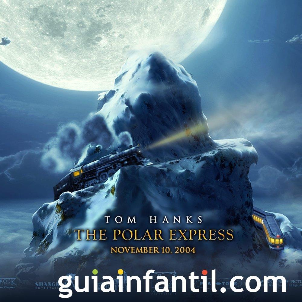 El Expreso Polar. Película para niños