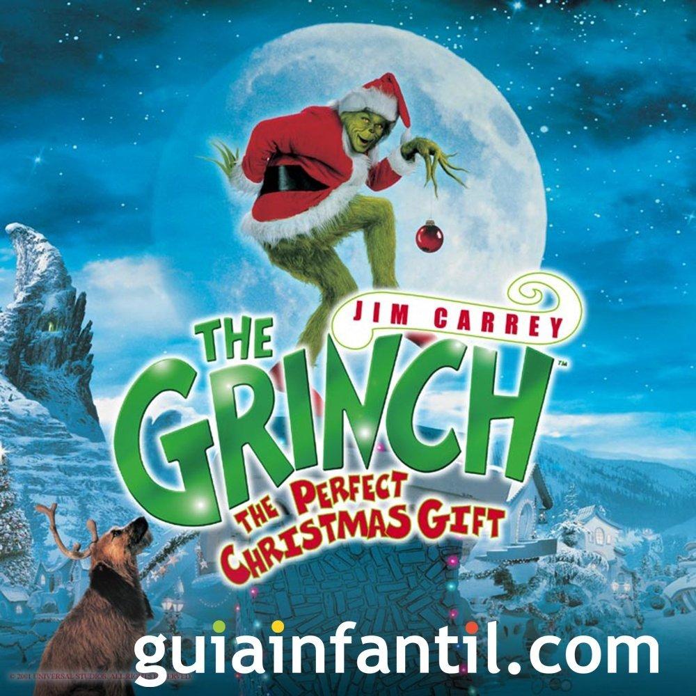 Grinch Robo La Navidad Pelicula Para Ninos