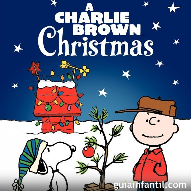 Una Navidad de Charlie Brown. Película para niños