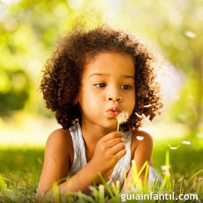 Enseñar a los niños a amar la naturaleza