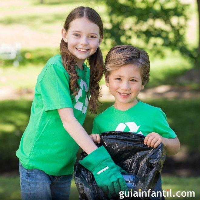 Inculcar a los niños el respeto por el bien común