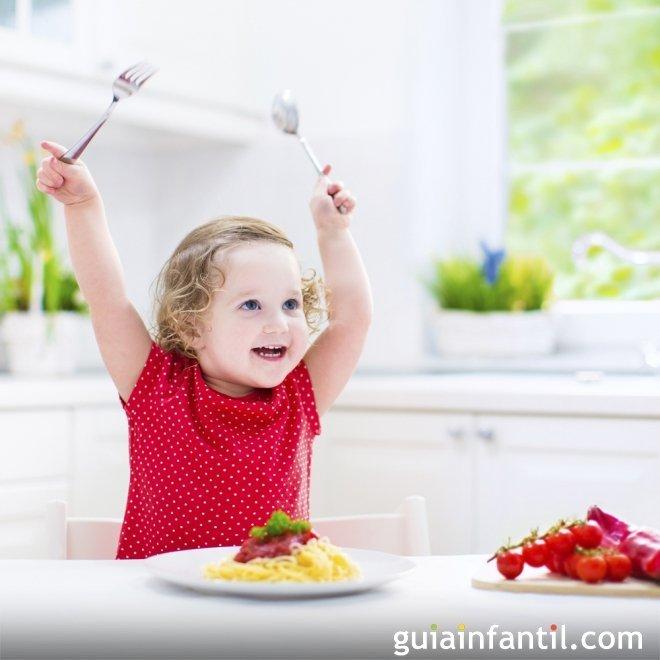 Comer cinco veces al día de forma equilibrada