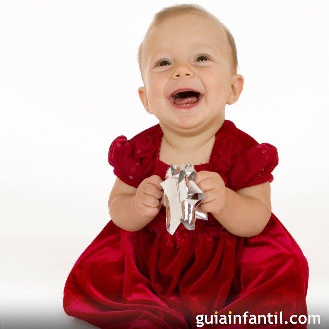 Vestido de Navidad para bebés