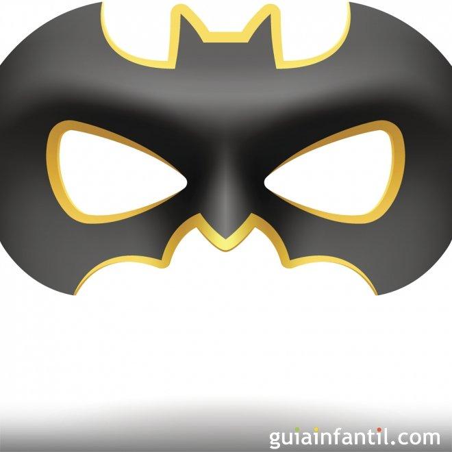 Convierte a tu hijo en Batman