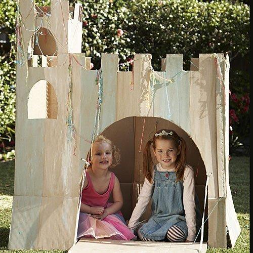 Un castillo para pequeñas princesas