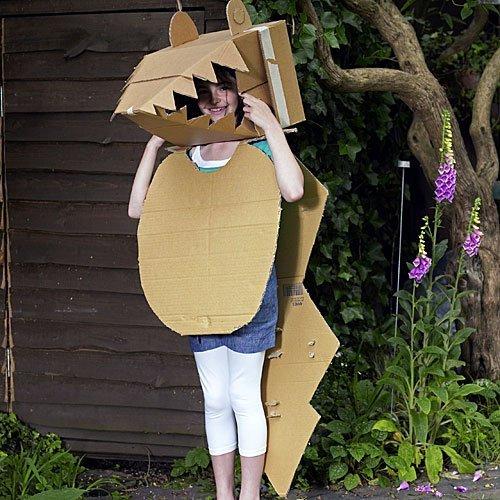 Un disfraz de cocodrilo para los niños