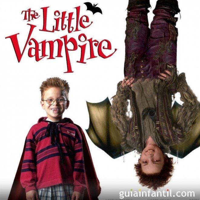 El pequeño vampiro. Película de vampiros para niños